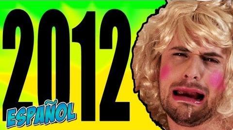 Lo Mejor del 2012 REMIX