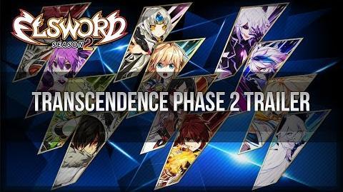 Elsword Official - Transcendence Phase 2 Trailer