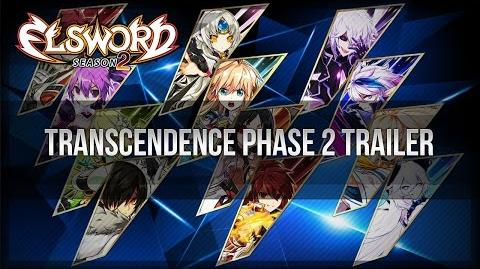Elsword Official - Transcendence Phase 2 Trailer