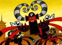 Ninja Monster Clan