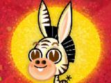Zebra Donkey (character)