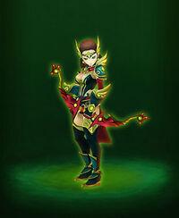 Alyria Costume 3