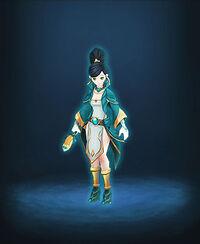 Laila Costume 1