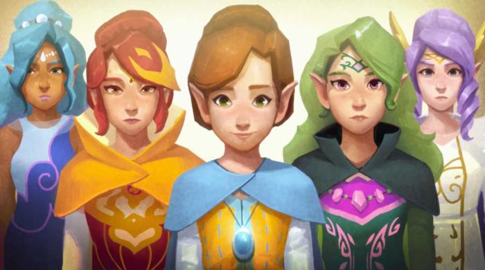 Five Sisters | LEGO Elves Wiki | FANDOM powered by Wikia