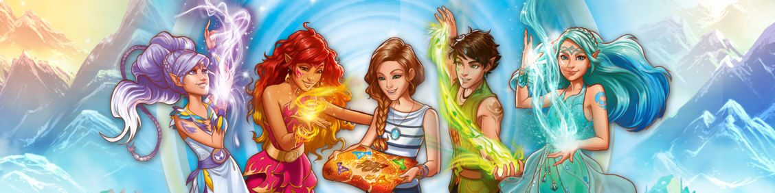 Image - Elves banner.jpg | LEGO Elves Wiki | FANDOM powered by Wikia