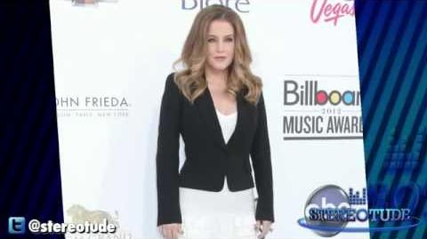Lisa Marie Presley Backs Elvis Presley Hologram Idea