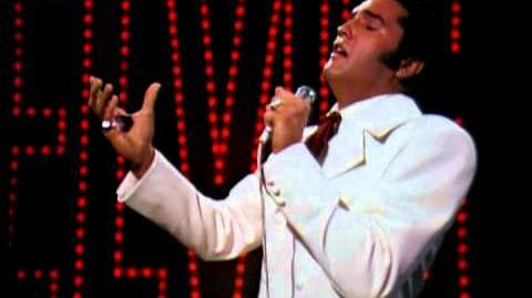 """BRAND NEW - Elvis' """"If I Can Dream"""""""