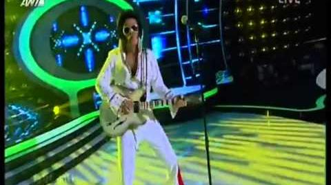 Ant1 Your Face Sounds Familiar Ξάφνιασε ο Κώστας Καζάκος ως Elvis Presley GR