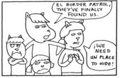 Arthur and los Inmigrantes Ilegales