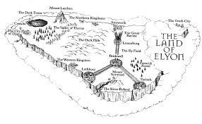 Land of elyon map