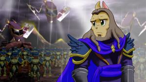 General Gaius trading card