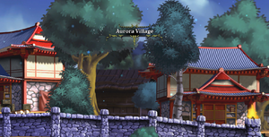 Aurora village png