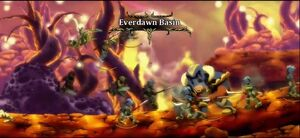 Everdawn Basin