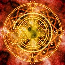Apollonia li s magic circle by earthstar01-d4novy4