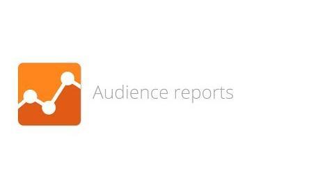 Digital Analytics Fundamentals - Audience reports