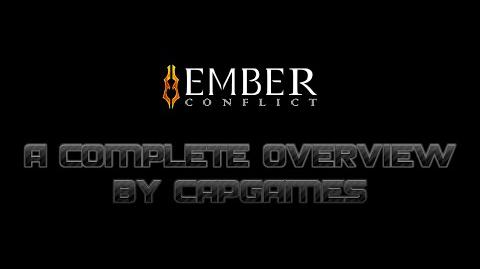 The Ember Conflict Beta - A Complete Overview