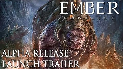 The Ember Conflict - Alpha Launch Trailer