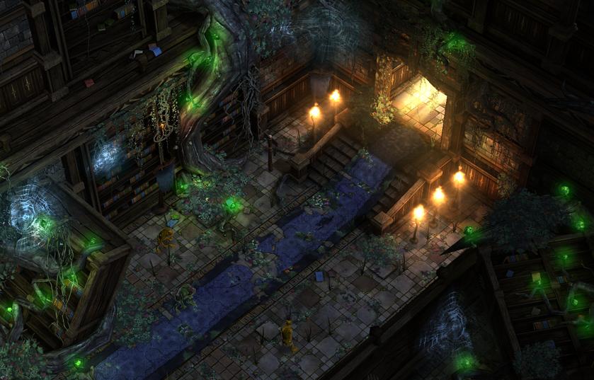 Goblin library screenshot