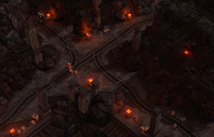 Mines screenshot