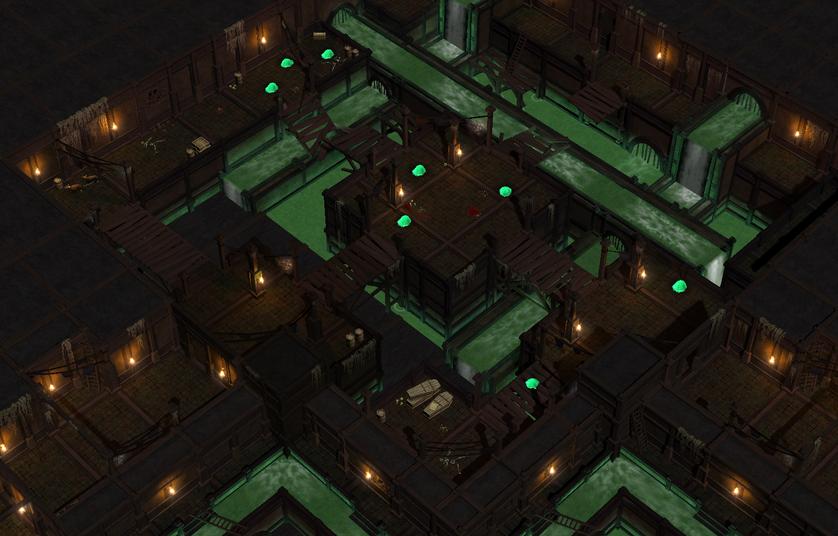 Sewers screenshot