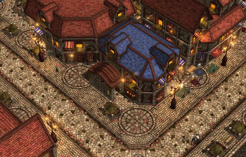 City of light screenshot