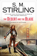 The Desert and the Blade cover