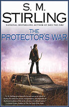 The Protector's War Cover