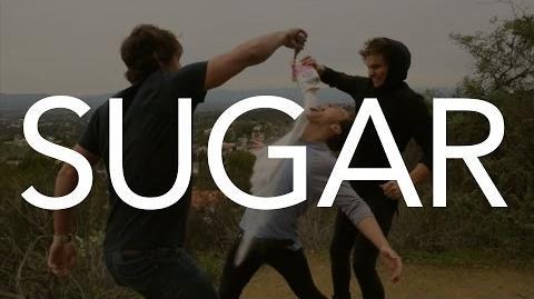 Sugar - Maroon 5 (Spencer Sutherland, Wesley and Keaton Stromberg Cover)
