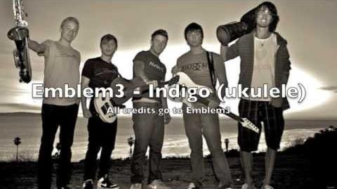 Emblem3 - Indigo (ukulele version)