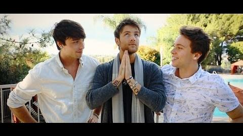 Emblem3 - Private Fan Announcement 11 03 15