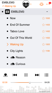 Emblem3 Waking Up EP tracklist