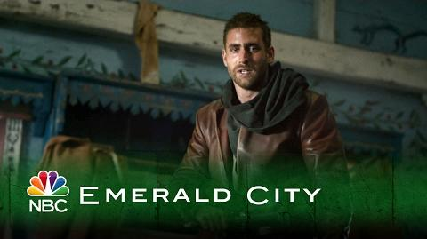 Emerald City - Lucas' Identity Is Revealed (Promo)