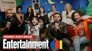 'Emergence' Stars Allison Tolman, Alexa Swinton & Cast LIVE SDCC 2019 Entertainment Weekly