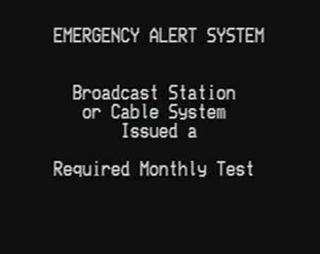 Image result for emergency alert system