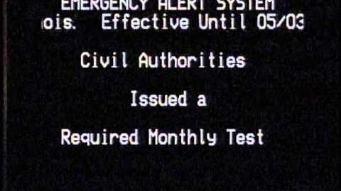 Required Monthly Test | Emergency Alert System Wiki | FANDOM
