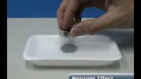 How Superconducting Levitation Works