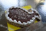 Fudgie the Whale Cake