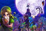 Zelda majoras mask 3d.0.0