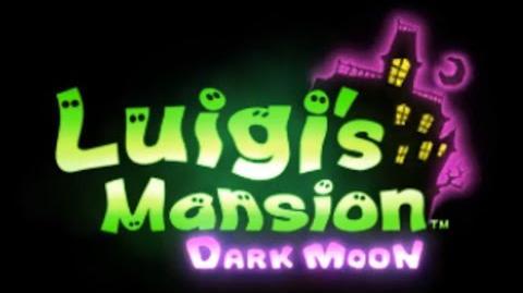 Luigi's Mansion: Dark Moon - Episode 1: Poltergust 5000