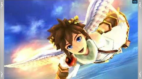 Kid Icarus- Uprising - Chapter 1- The Return of Palutena