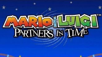 Mario & Luigi Partners in Time – Episode 1 It's About Time!