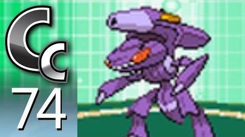 Pokémon Black & White - Episode 74 Terminator Genesect