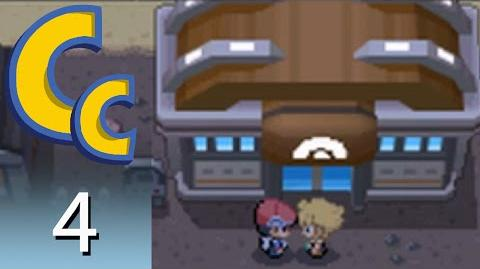 Pokémon Platinum - Episode 4- Route or Burgh?