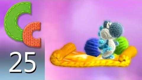 Yoshi's Woolly World – Episode 25 Magikarp It!