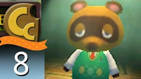 Animal Crossing- New Leaf - Welcome amiibo - Day 8- Selling Out