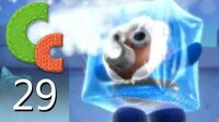 Yoshi's Woolly World – Episode 29- Inflatable Ice