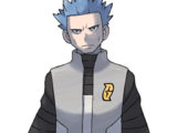 Cyrus (Pokémon Platinum)