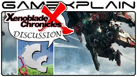 Xenoblade Chronicles X Guest Discussion featuring Chuggaaconroy (Wii U)