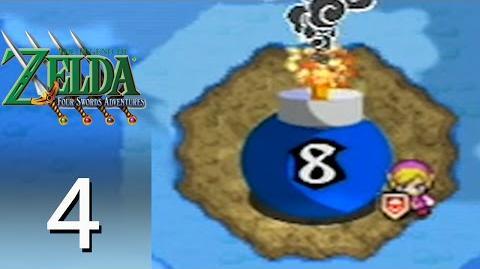 The Legend of Zelda: Four Swords Adventures - Episode 4: The Coast