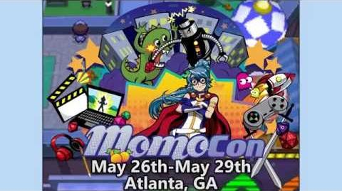 Going to Momocon in Atlanta, GA!